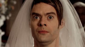 SNL: Stefon marries Anderson Cooper on Bill Hader's last show