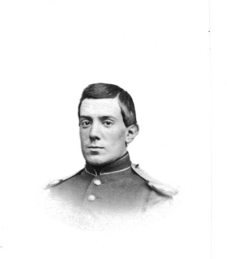 Edward Stanley Abbot as a soldier.