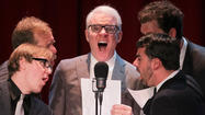 Friday: Steve Martin with the Steep Canyon Rangers and Edie Brickell at  Kravis Center