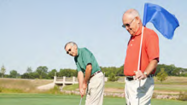 Retirement is an ideal time for concentrating on the hobbies and activities that you've always loved but perhaps haven't had the time to pursue. Number one on the list of many is golf, and after a long and tedious winter, golf enthusiasts at GreenFields of Geneva have been anxious to hit the links.