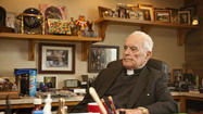Hesburgh to celebrate 70 years as a priest and 96th birthday