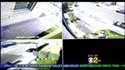 Huntington Beach Porch Theft Caught On Camera