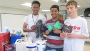 Glen Crest Students Go Shopping for Humane Society Needs