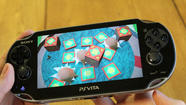 """Tearaway"" takes full advantage of the Vita. (Media Molecule / Sony Computer Entertainment)"