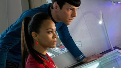 'Star Trek Into Darkness' wins box-office race
