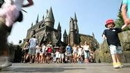 Universal Orlando raised ticket prices once again over the weekend, becoming the first of Orlando's big theme-park operators to lift base prices above $90.