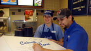 Culver's Salutes Honor Flight Chicago This Tuesday