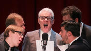 Steve Martin with the Steep Canyon Rangers and Edie Brickell at Kravis Center