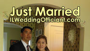 Becky Chiu & Tony Eng of Chicago Married May 13, 2013 At Pine Manor Chicago