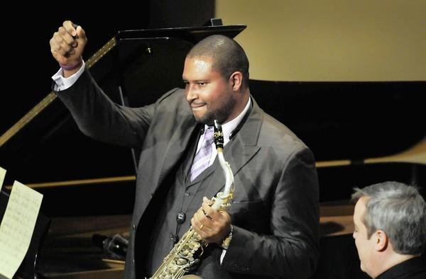 Jimmy Greene is one of the featured players in a new jazz festival July 6 at SummerWind in Windsor.