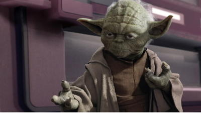How to talk like Yoda on Talk Like Yoda Day