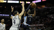 Memphis Grizzlies at San Antonio Spurs