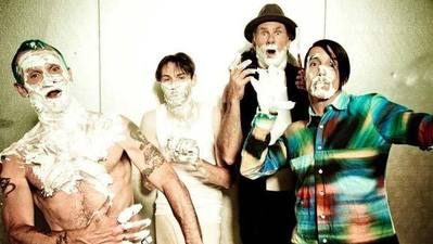 Red Hot Chili Peppers to Perform Two Nights in Anchorage