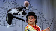 TOPSHOTS-RUSSIA-ENTERTAINMENT-CATS-THEATRE-THEME