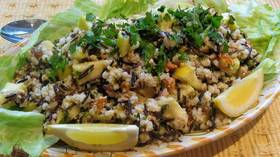 Three-Grain Salad Perfect Dish To Launch Picnic Season