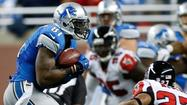 Calvin Johnson broke NFL receiving record with broken fingers