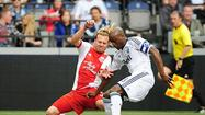 MLS: Portland Timbers at Vancouver Whitecaps