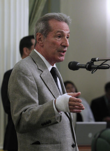 Assemblyman Tom Ammiano, D-San Francisco, wrote two of the bills supported by immigrant rights groups.