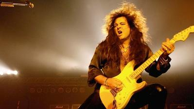 Yngwie Malmsteen and Steve Martin are two wild and crazy musicians