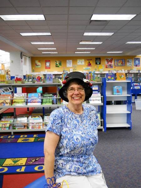"Fremont Public Library District's youth services librarian Connie Purcell estimates 1,000 local children will sign up for the library's summer reading club, ""Have Book, Will Travel."""