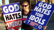 <b>Photos:</b> Westboro Baptist Church defector