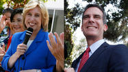 "As the two-year campaign to be Los Angeles' next mayor draws to a close, the candidates spent the weekend <a href=""http://www.latimes.com/news/local/la-me-mayor-daily-20130520,0,2746694.story"">furiously courting</a> voters across the city, trying to avoid the potential lowest turnout for an open mayoral seat in modern history. Wendy Greuel and Eric Garcetti presented their <a href=""http://www.latimes.com/news/local/la-me-mayor-daily-20130519,0,3205454.story"">closing case</a> to voters at churches, a pizza parlor and a bowling alley."