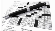 Crafting crossword puzzles.