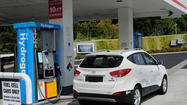Hyundai plans hydrogen-power Tucson for 2015