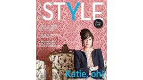 Redesigned 'Baltimore Style' features Katie O'Malley cover