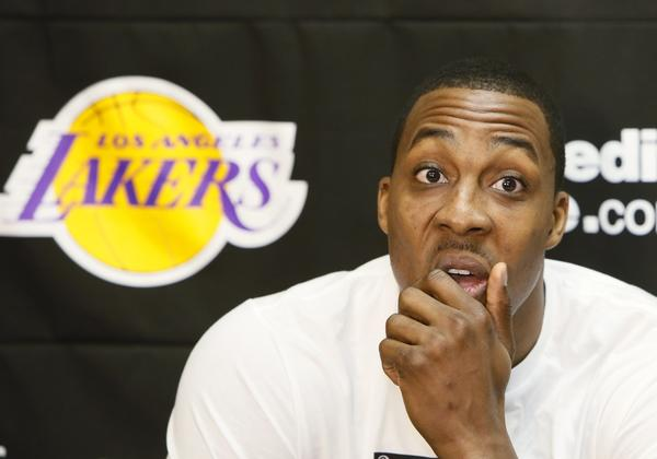 Dwight Howard can make more money if he stays with the Lakers, but there's no sure thing in free-agent season.