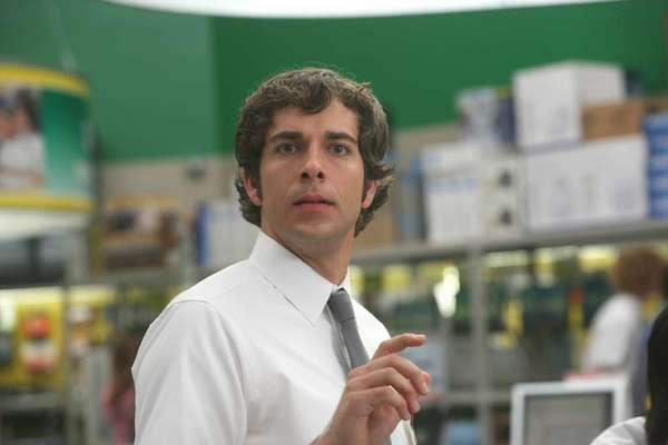 "Zachary Levi as Chuck Bartowski in NBC's ""Chuck."""