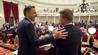 Vermont governor signs 'death with dignity' measure