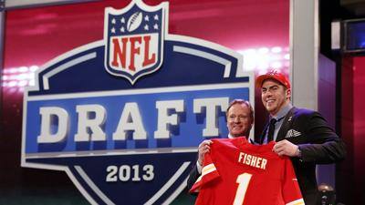 NFL may push draft back to May