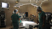 integrated operating room arrives