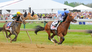 A day at Preakness in less than 30 seconds