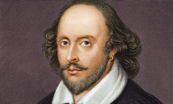 William Shakespeare is believed to have written 154 sonnets.