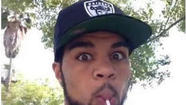 Keenan Allen might want to take a quick glance in the mirror before posting another video online. That way he can avoid embarrassing himself like he did with his recent Vine post.