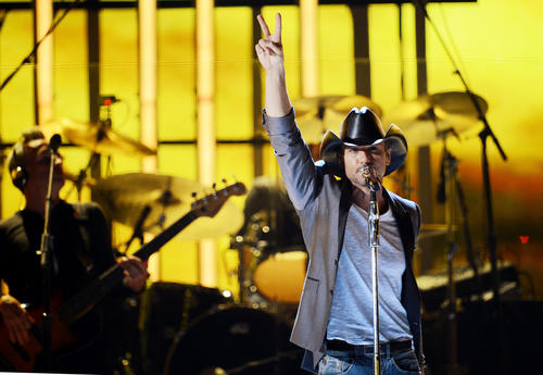 "Country music superstar Tim McGraw brings his ""Two Lanes of Freedom"" tour to Jiffy Lube Live. Brantley Gilbert and Love and Theft also perform.<br> <br> • Concert information: <a href=""http://findlocal.baltimoresun.com/listings/tim-mcgraw-bristow-1"">Tim McGraw at Jiffy Lube Live June 1</a>"