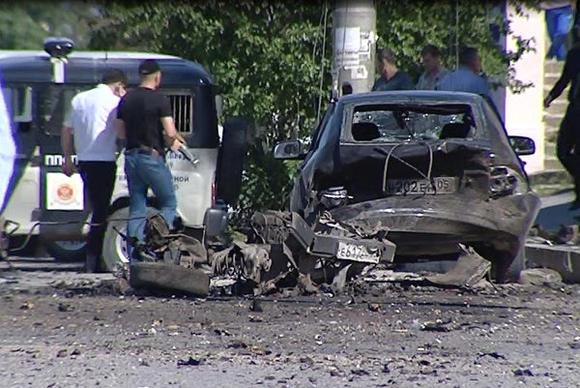 Bombings in Dagestan