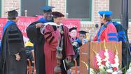 JACKSON, MI.—May 20, 2013—Tougaloo College, one of the premier historically black colleges in the U.S., recently awarded an honorary Doctor of Humane Letters degree to Dr. Blondean Davis, Superintendent of Matteson District 162 and CEO of Southland College Prep Charter High School, a new institution in Richton Park, Illinois that serves students from nine southwest Chicago suburban communities.