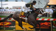 "After Kentucky Derby winner Orb finished in fourth place at the Preakness, we are on the longest drought ever for a Triple Crown winner (""Lukas kept prediction to himself: Oxbow,"" May 20). The last time a horse won a Triple Crown was Affirmed in 1978."