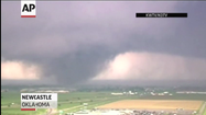 Raw video of Oklahoma City tornado [Video]