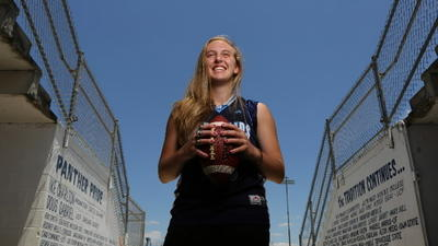 All-Central Florida flag football: Dr. Phillips won't forget Hannah Schaible