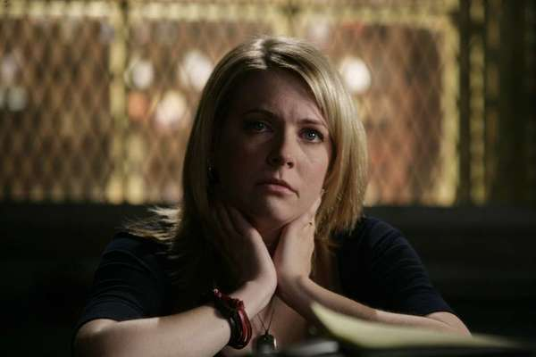 """Melissa Joan Hart, current star of the ABC Family series """"Melissa & Joey,"""" pictured here from a guest spot on NBC's """"Law & Order: Special Victims Unit."""""""