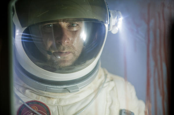 "Liev Schreiber in ""The Last Days on Mars"""