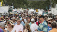 Delray Beach frowns upon too many street festivals