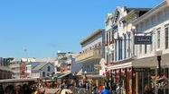 MACKINAC ISLAND, Mich. (AP) — Northern Michigan's Mackinac Island, which bans cars and yet draws 900,000 visitors each year, is facing key decisions about the development of its tourism industry, which is the island's lifeblood.