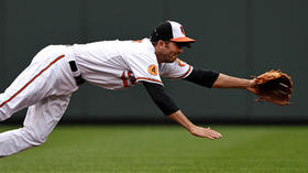 Hot-hitting Orioles shortstop J.J. Hardy batting third against Yankees