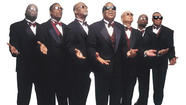 Blind Boys of Alabama Perform at StageOne in Fairfield on May 24