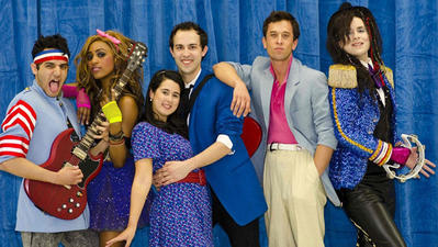 "Downton Cabaret Theatre's Production of ""The Wedding Singer"" Runs Through June 9"